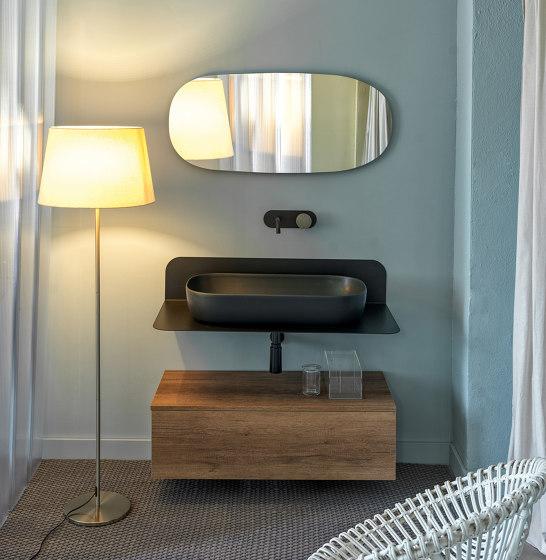 Plana by Scarabeo Ceramiche | Vanity units