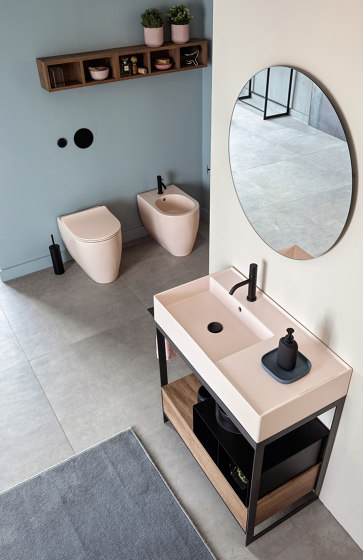 Solid by Scarabeo Ceramiche | Vanity units