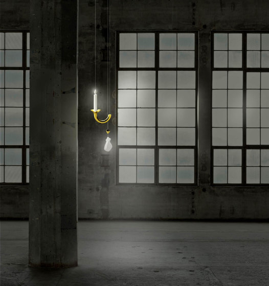 Wersailles | Gold by BEAU&BIEN | Suspended lights