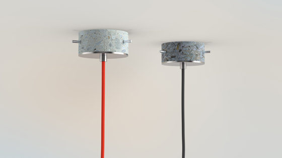 Translucent | canOpti TRANS by BETOLUX concrete light | Suspended lights