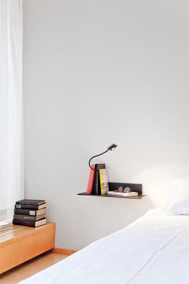 Oskar on the Shelf by Ingo Maurer   Bookends