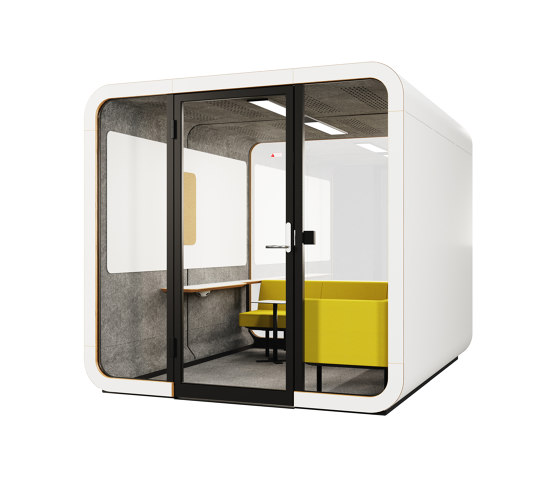 Framery 2Q Lounge by Framery   Office Pods
