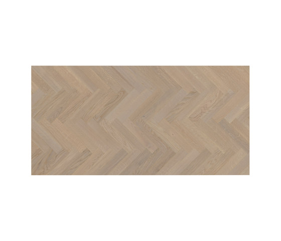 Herringbone Parquet Natural Oil | Visby, Oak by Bjelin | Wood flooring