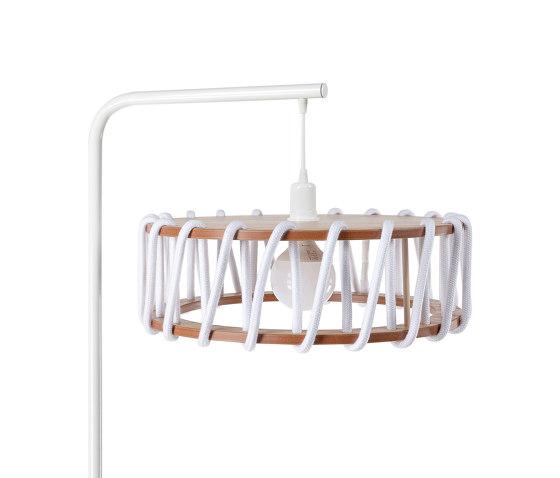 Macaron Floor Lamp, white by EMKO | Free-standing lights