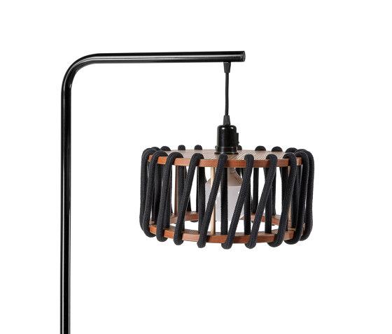 Macaron Floor Lamp, black by EMKO | Free-standing lights