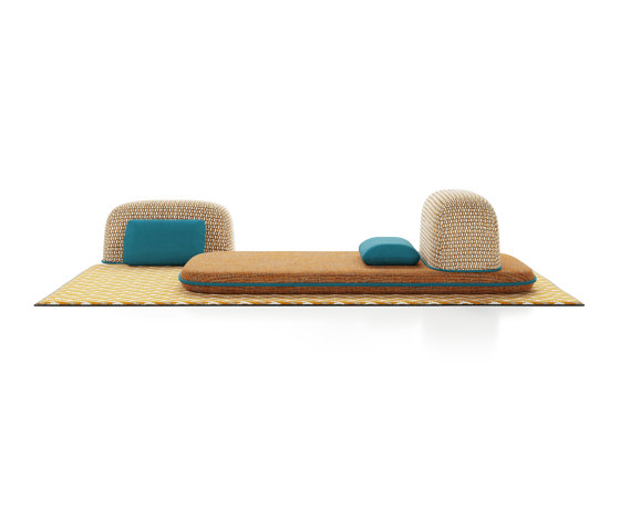 Caillou Ensemble Indoor by Liu Jo Living | Wellness tools