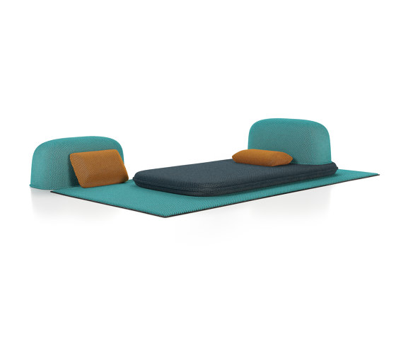 Caillou Ensemble Outdoor by Liu Jo Living   Fitness tools