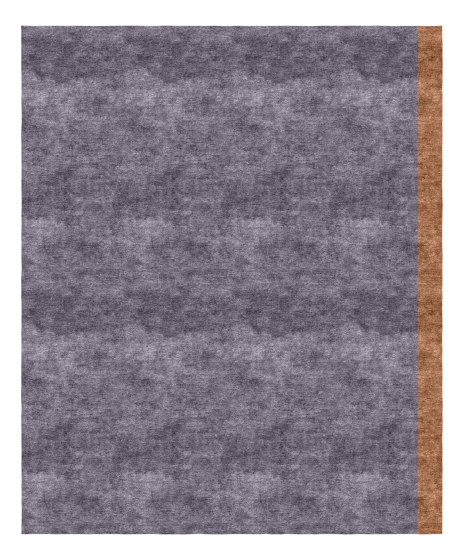 Color Block   Purple by Tapis Rouge   Rugs