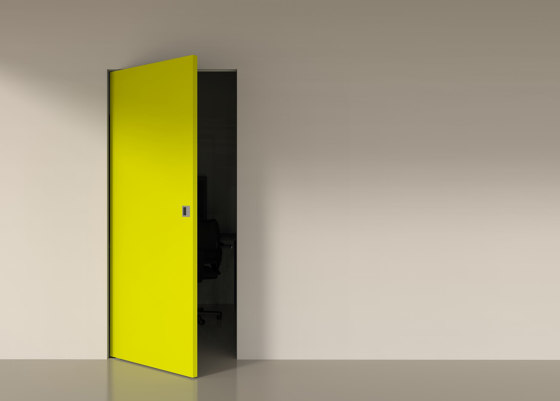Invisiframe® AX Pro by ARLU | Internal doors