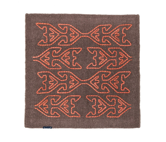 Kelim Motifs Tree of Life autumn by kymo | Rugs