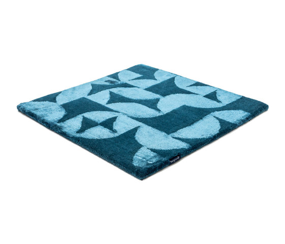 Obsidian turqouise by kymo | Rugs
