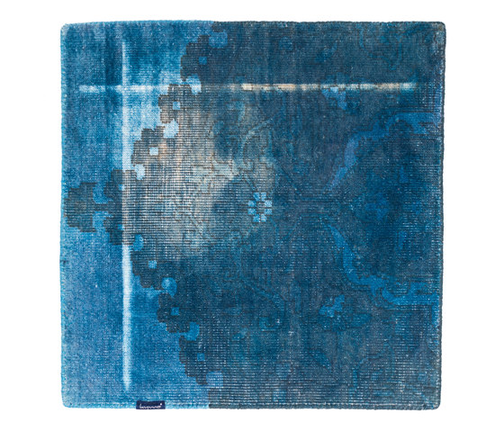 The Mashup Pure Edition Antique deep water by kymo   Rugs