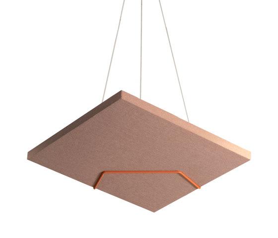 Decibel | Clamp Ceiling von Johanson Design | Schalldämpfende Hängesysteme