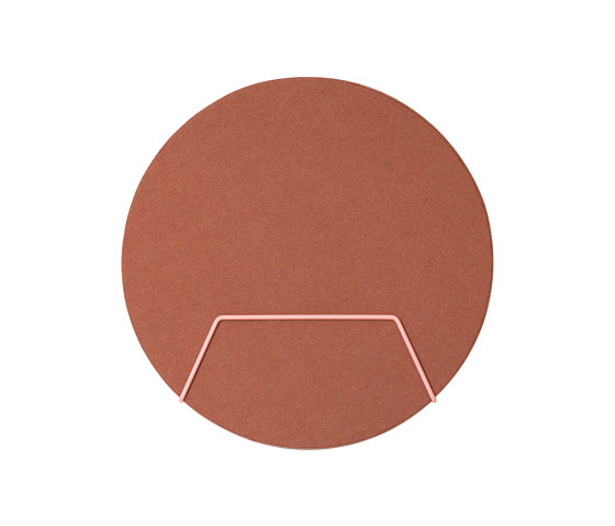 Decibel | Clamp Wall Round von Johanson Design | Schalldämpfende Wandsysteme