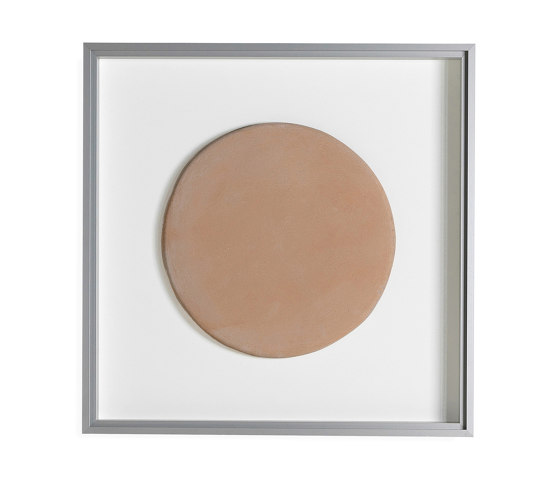 Terracotta Round by DESIGN EDITIONS   Wall art / Murals