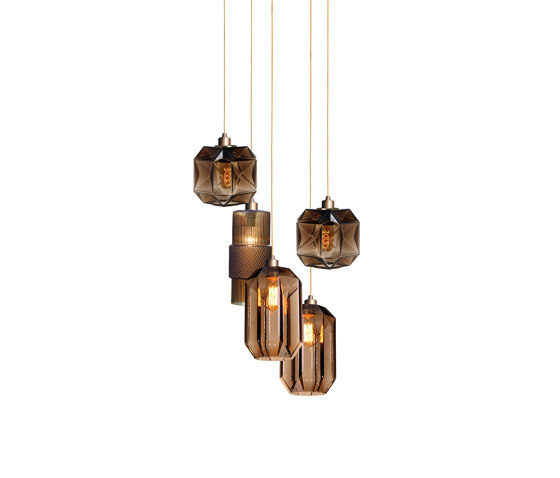 Senso by Concept verre | Suspended lights