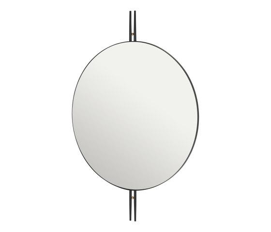 IOI Wall Mirror Ø80 by GUBI | Mirrors