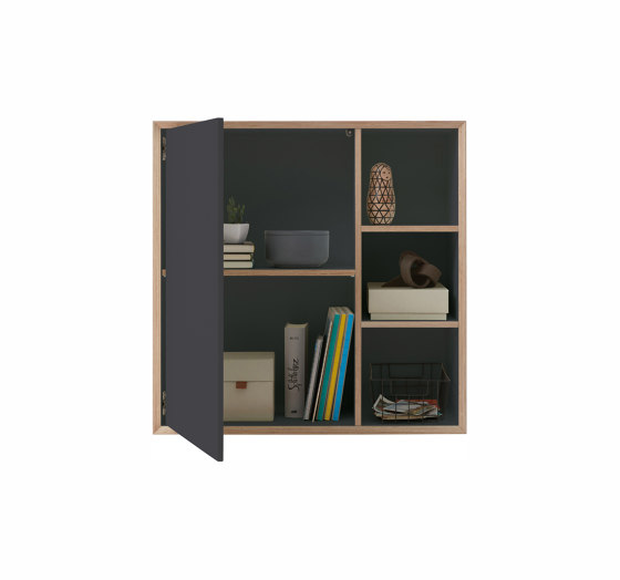 Vertiko cabinet furniture module CPL by Müller small living   Shelving