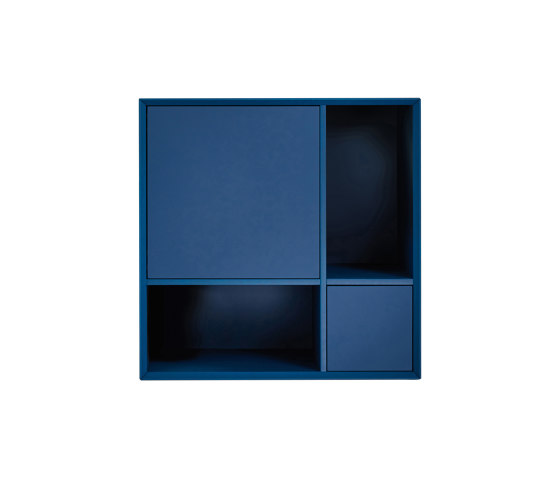 Vertiko cabinet furniture module lacquered in 20 colours by Müller small living | Shelving