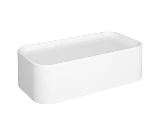 Voyage Shelf by VitrA Bathrooms   Bath shelves