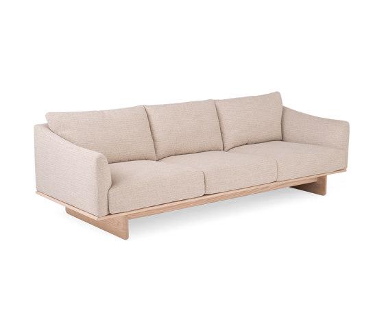Grade | Sofa 3 Seater | Ash by L.Ercolani | Sofas