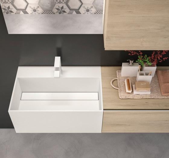 Cubik LV965 by GB GROUP   Wash basins