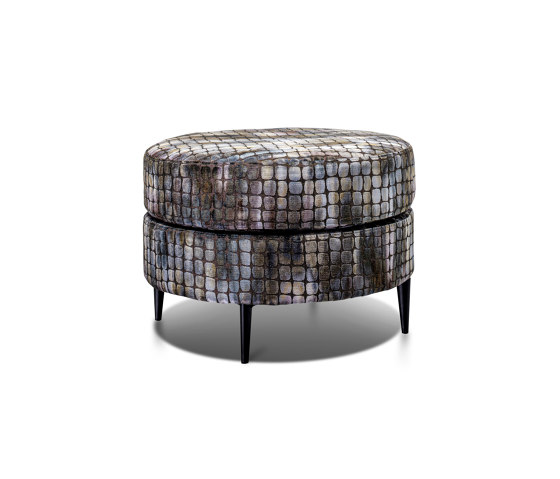 Lily by MACAZZ LIVING INTERIORS | Poufs