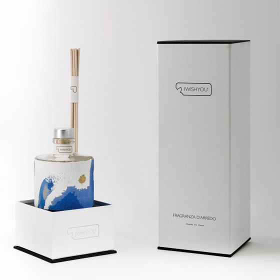 Delft Blue | Prestige Melograno by IWISHYOU | Spa scents