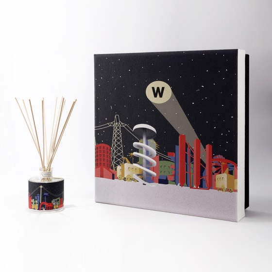 dRAWings   Premium Melograno by IWISHYOU   Spa scents