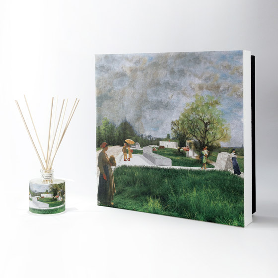 dRAWings | Premium Tabacco e Agrumi by IWISHYOU | Spa scents