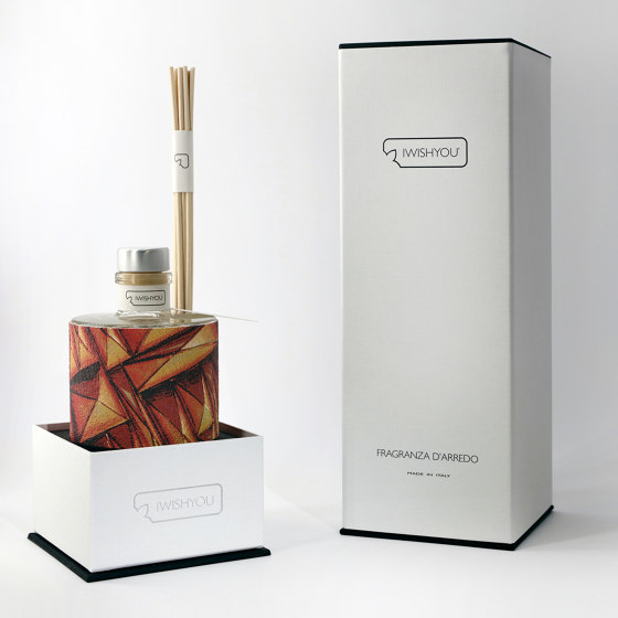 Dynamic scent | Prestige Tabacco e Agrumi by IWISHYOU | Spa scents