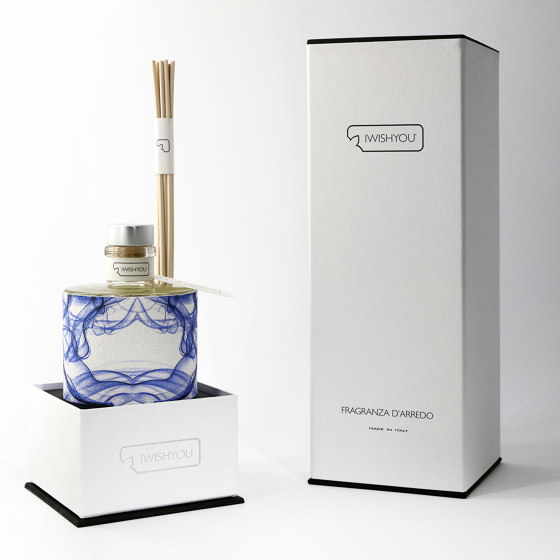 FORME D'ARIA   Prestige Uva e Mirtilli by IWISHYOU   Spa scents