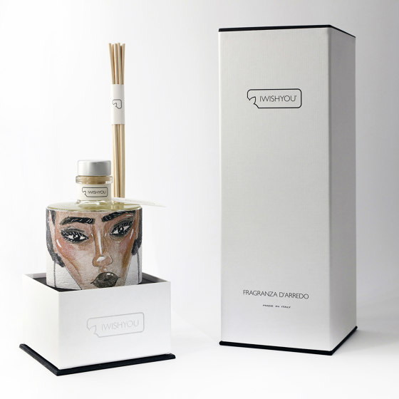 Girls   Prestige Uva e Mirtilli by IWISHYOU   Spa scents