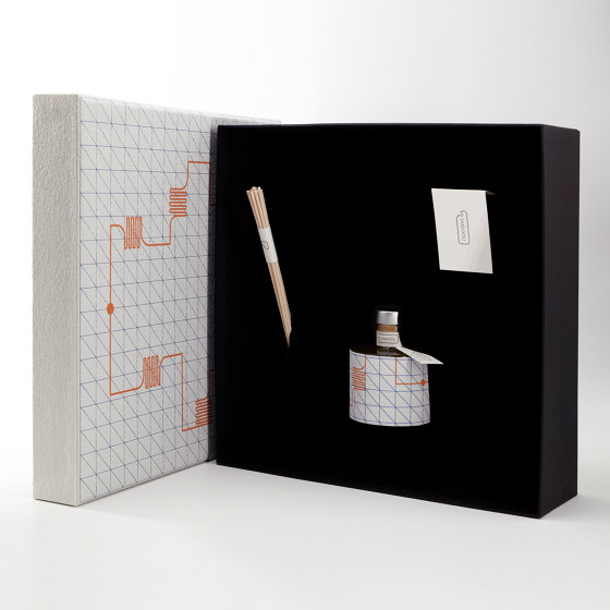 Grafismi & Scenari | Premium Uva e Mirtilli by IWISHYOU | Spa scents