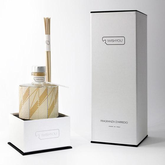 Grafismi & Scenari | Prestige Tabacco e Agrumi by IWISHYOU | Spa scents