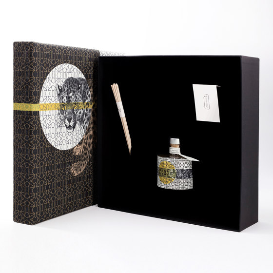 HERE & NOW | Premium Tabacco e Agrumi by IWISHYOU | Spa scents