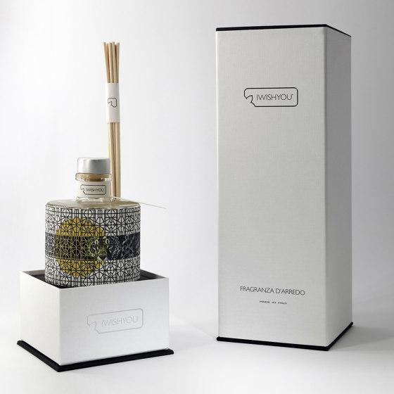 HERE & NOW   Prestige Tabacco e Agrumi by IWISHYOU   Spa scents