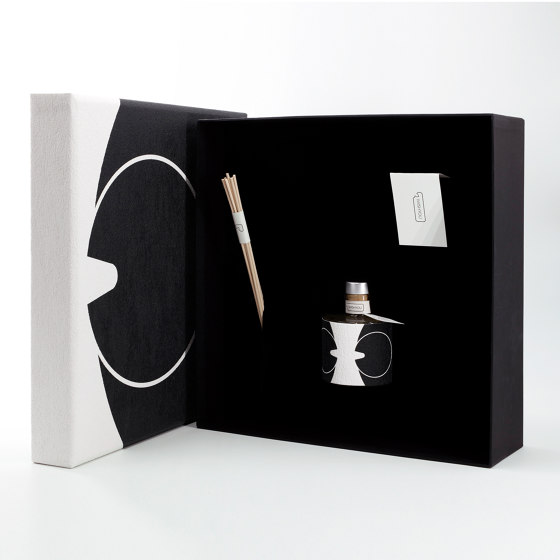 Icon Details  BW | Premium Tabacco e Agrumi by IWISHYOU | Spa scents