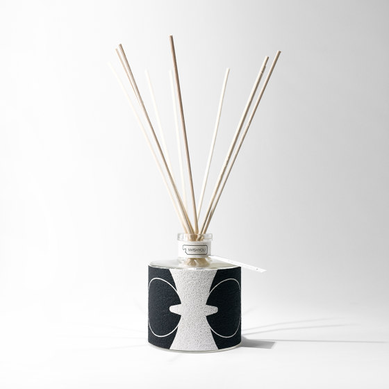 Icon Details  BW | Prestige Tabacco e Agrumi by IWISHYOU | Spa scents