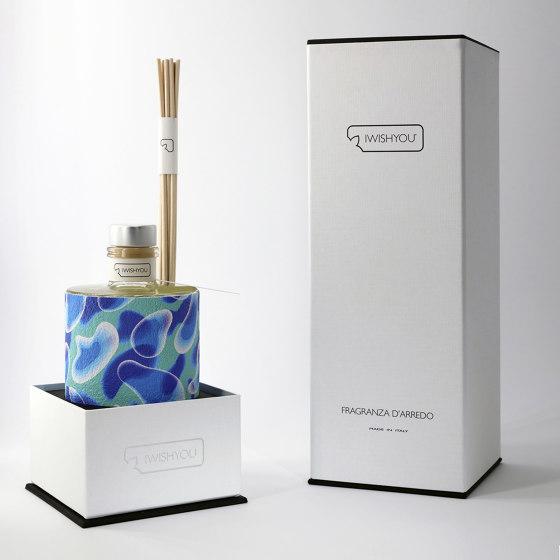 Komber | Prestige Uva e Mirtilli by IWISHYOU | Spa scents