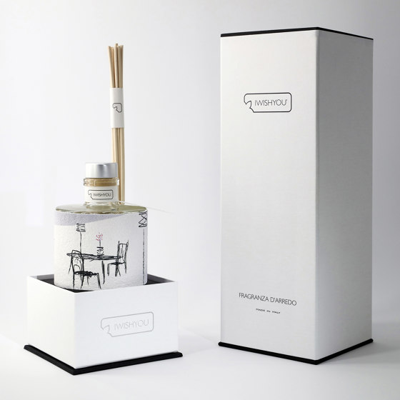 Penumbra Essential | Prestige Melograno by IWISHYOU | Spa scents