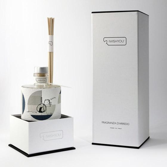 SKETCH | Prestige Uva e Mirtilli by IWISHYOU | Spa scents