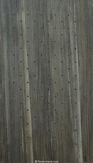 Acoustic | Micro Perf 1.5/8-IR von FibandCo | Wand Furniere
