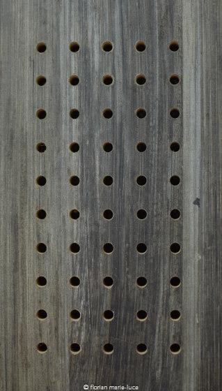 Acoustic | Perforated 5/16-R by FibandCo | Wall veneers