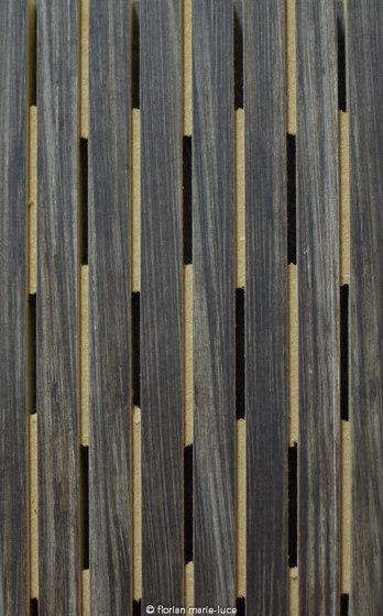 Acoustic | Topline™ Tls 13/3 by FibandCo | Wall veneers
