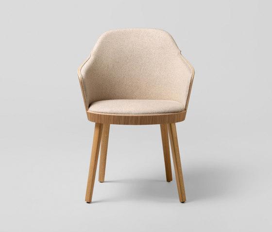 Kaiak armchair di ENEA   Sedie