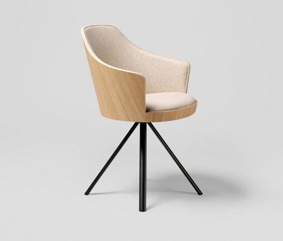 Kaiak spin chair by ENEA | Chairs