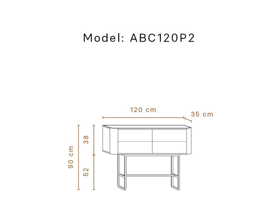Adara Sideboard high legs with drawers by Momocca | Sideboards