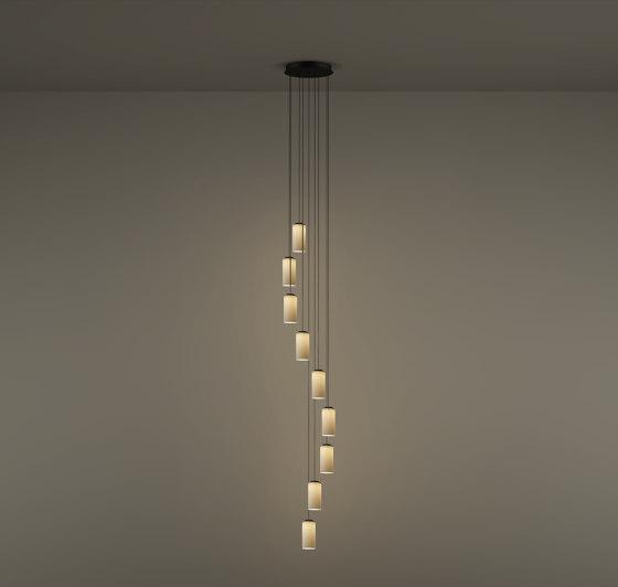 Cirio Cascada | Pendant Lamp de Santa & Cole | Lámparas de suspensión