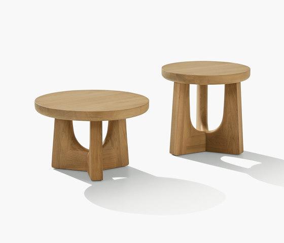 Nara by Poliform   Side tables